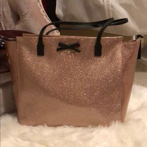 Kate Spade purse sparkly